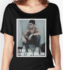 1999 Grayson Dolan-border Women's Relaxed Fit T-Shirt