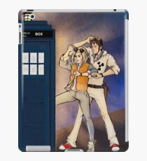 Back to the Tardis iPad Case/Skin