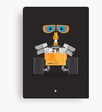 WALL.E  Canvas Print