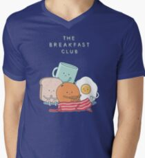The Breakfast Club Men's V-Neck T-Shirt