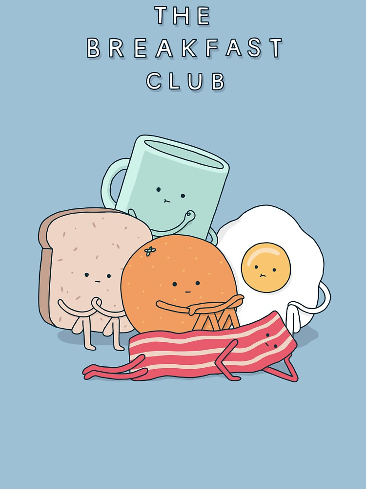 TShirtGifter presents: The Breakfast Club | Unisex T-Shirt