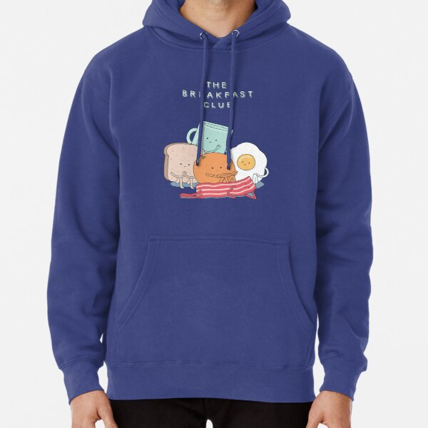 The Breakfast Club Pullover Hoodie