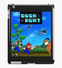 Mario and Luigi : Duck Hunt iPad Case/Skin