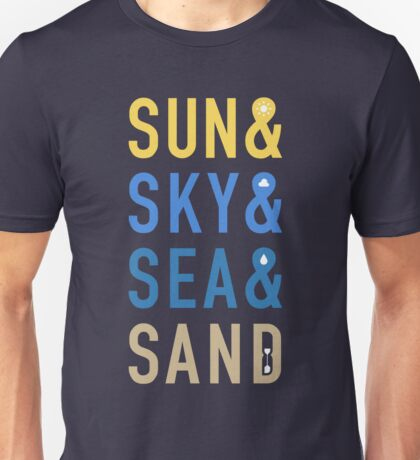 Fun In The Sun Unisex T-Shirt