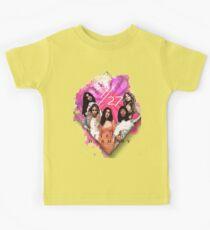 Fifth Harmony 7/27 Pink Kids Tee