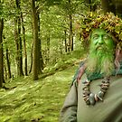 Green Man Of The Woods by Patricia Jacobs DPAGB LRPS BPE4
