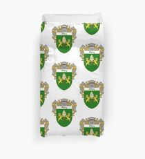 Riley Coat of Arms / Riley Family Crest Duvet Cover