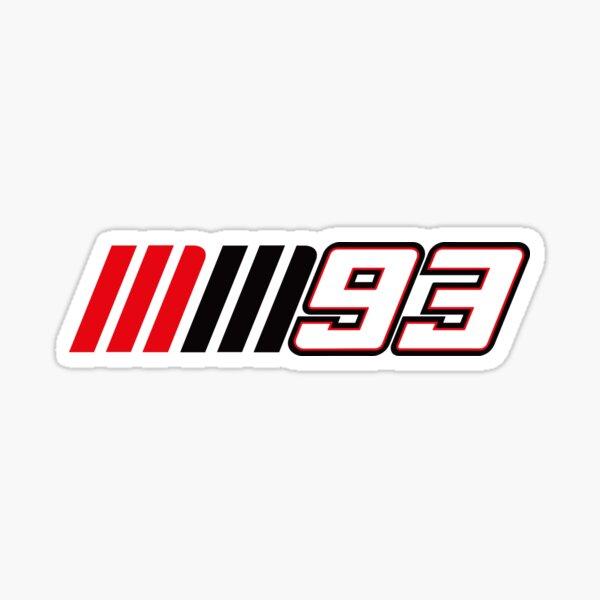 Marc Marquez - 93 Sticker