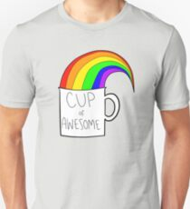 New cup of awesome Unisex T-Shirt