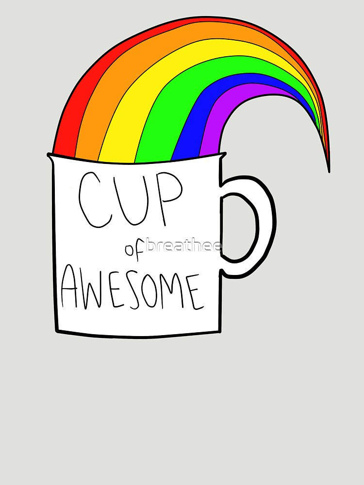 New cup of awesome | Unisex T-Shirt