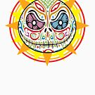 Sugar Skull Sun by AngelGirl21030