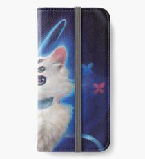 Buttons the Cat iPhone Wallet/Case/Skin