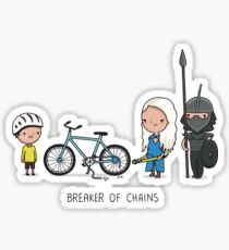 Breaker of chains Sticker