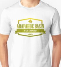 Arapahoe Basin Ski Resort Colorado Unisex T-Shirt