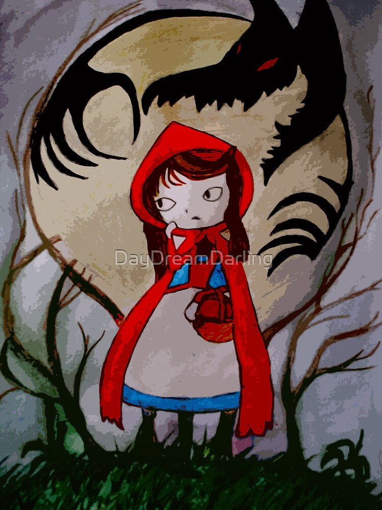 Red riding hood by DayDreamDarling