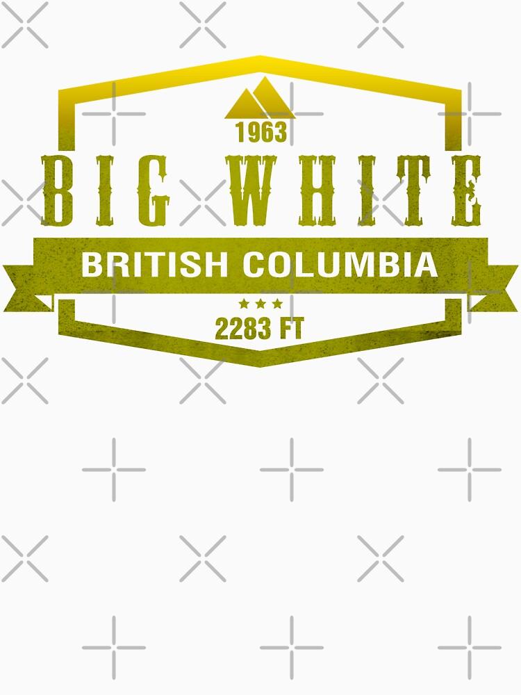 Big White Ski Resot British Columbia by CarbonClothing