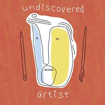 Undiscovered Artist by ZapBrand