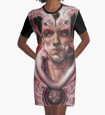 The Scapegoat Graphic T-Shirt Dress
