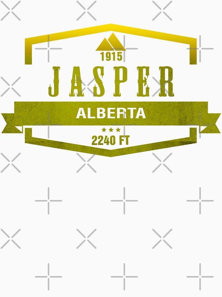 Jasper Ski Resort Alberta by CarbonClothing