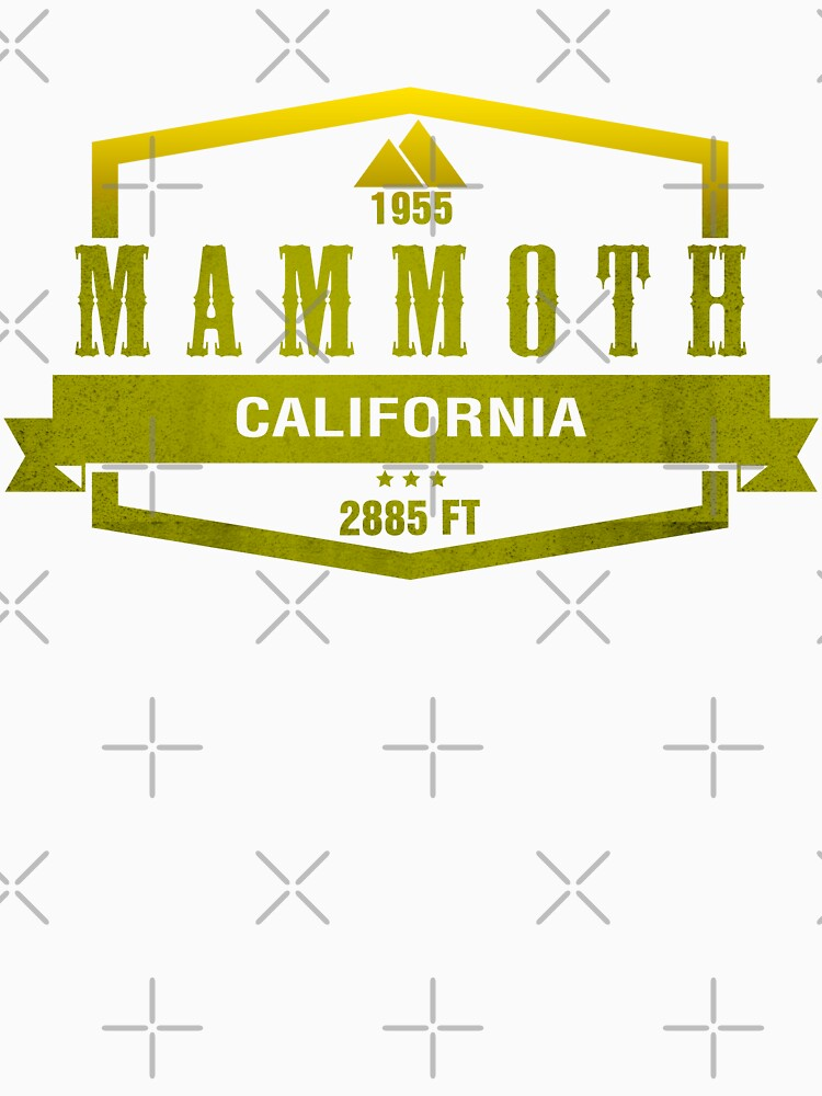 Mammoth Ski Resort California by CarbonClothing