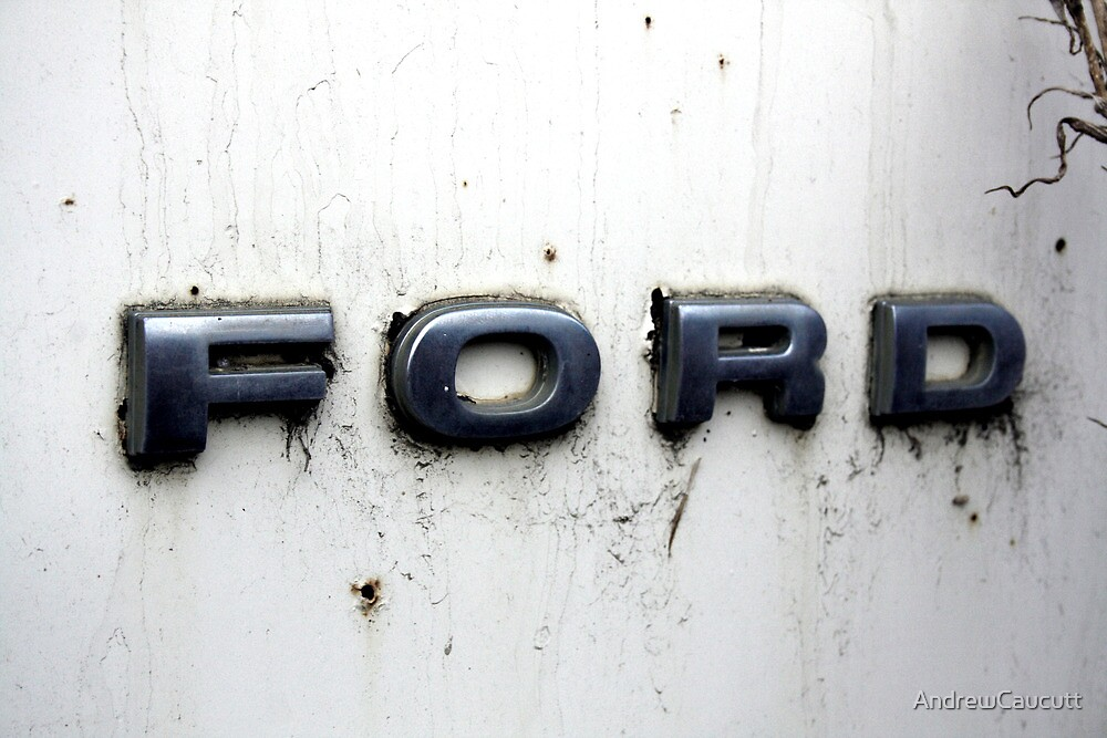 Lost, But Not Forgotten: Ford by AndrewCaucutt