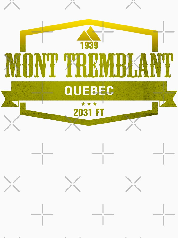 Mont Tremblant Ski Resort Quebe by CarbonClothing