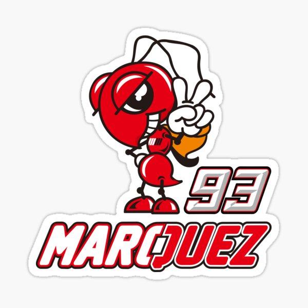 El hombre hormiga - Marc Márquez Pegatina