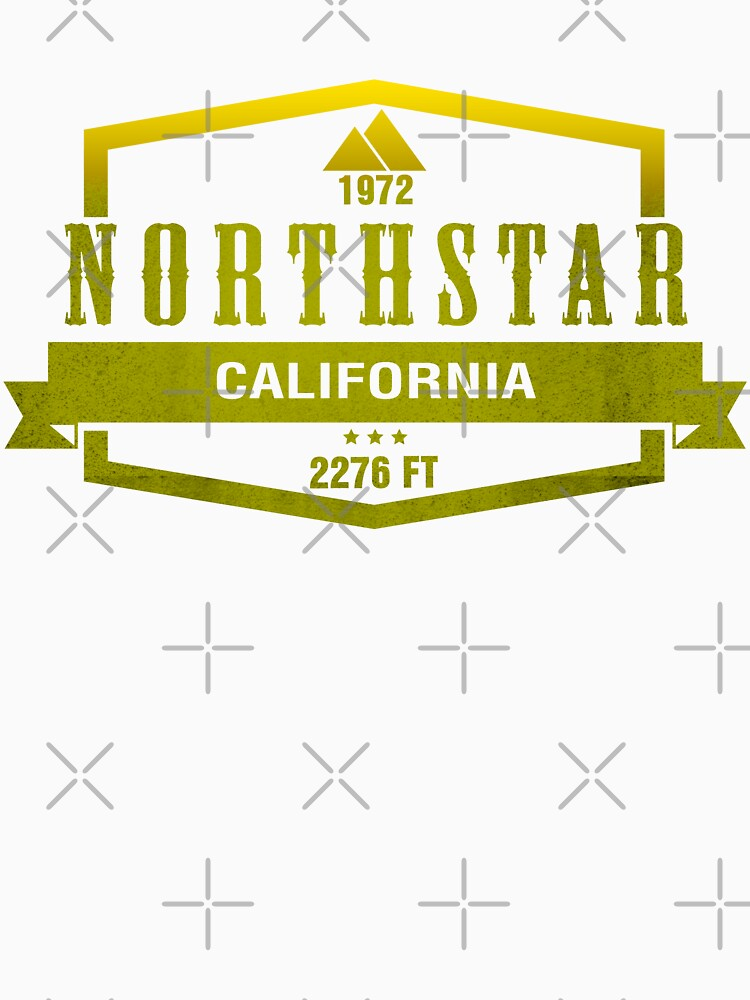 Northstar Ski Resort California by CarbonClothing