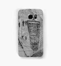 Horseshoe Canyon Great Gallery Group Pictographs Samsung Galaxy Case/Skin
