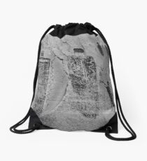Horseshoe Canyon Great Gallery Group Pictographs Drawstring Bag