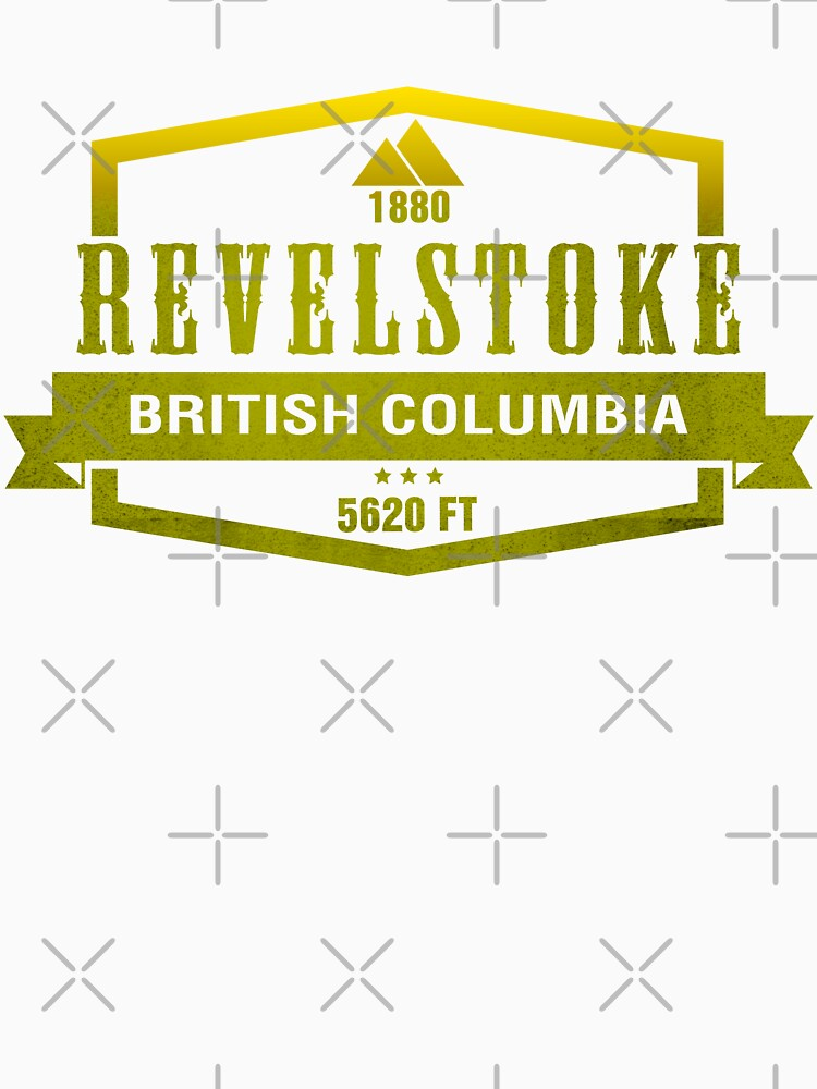 Revelstoke Ski Resort British Columbia by CarbonClothing