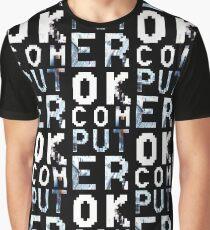 okcomputer Graphic T-Shirt