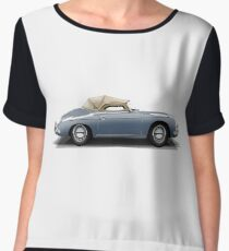 Porsche 356A Speedster (blue) Chiffon Top