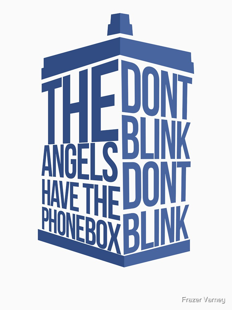 The Angels Have the Phonebox by thisislumos