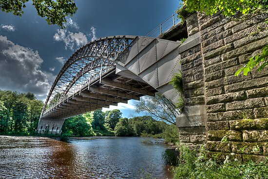 Hagg Bank Bridge by GD-Images