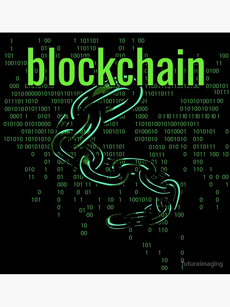 BlockChain Digital Green by futureimaging