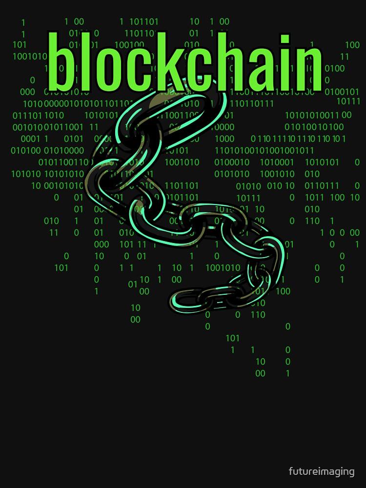 BlockChain Digital Green by futureimaging
