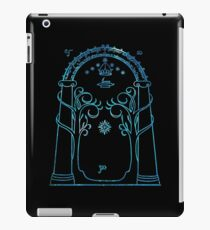 Speak Friend and Enter iPad Case/Skin