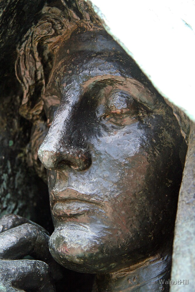 The Face of Grief by WalnutHill