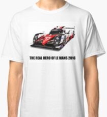 Toyota Le mans 2016 the real hero hommage Classic T-Shirt