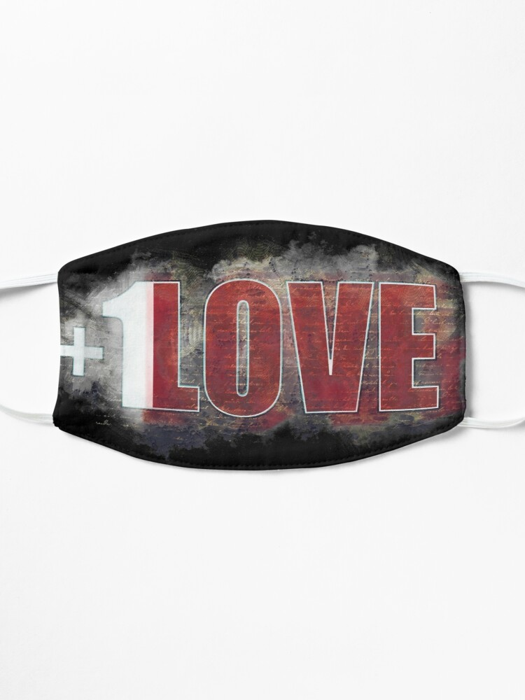 Alternate view of +1 LOVE mystery Mask