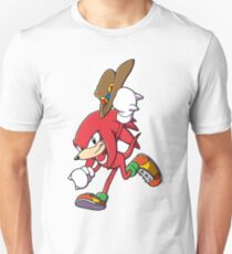 Knuckles the Echidna T-Shirt