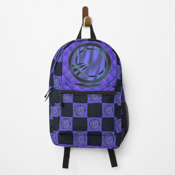 Tangled - The Dark Kingdom (Quilted Pattern) Backpack