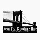 Brooklyn is Here  by Jessica Becker