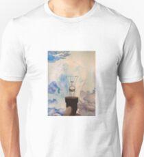 watercolor/ink light bulb T-Shirt