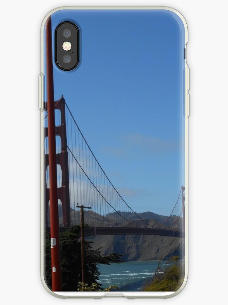 Golden Gate Bridge  by TheLilMerm