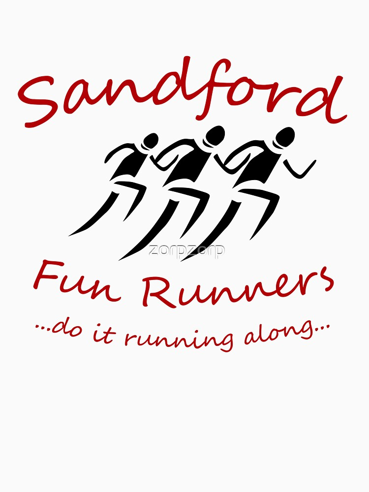 Sandford Fun Run | Unisex T-Shirt