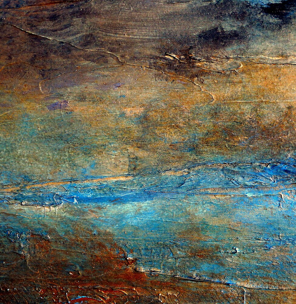 Quot Contemporary Abstract Acrylic Textured Painting Rustic
