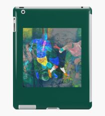 Soccer players iPad Case/Skin