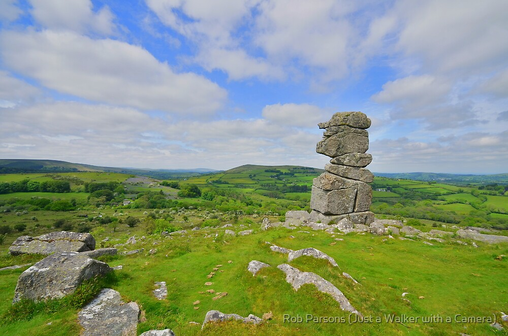 Dartmoor: Bowerman's Nose by Rob Parsons (AKA Just a Walker with a Camera)